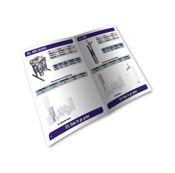 MicFil Brochure