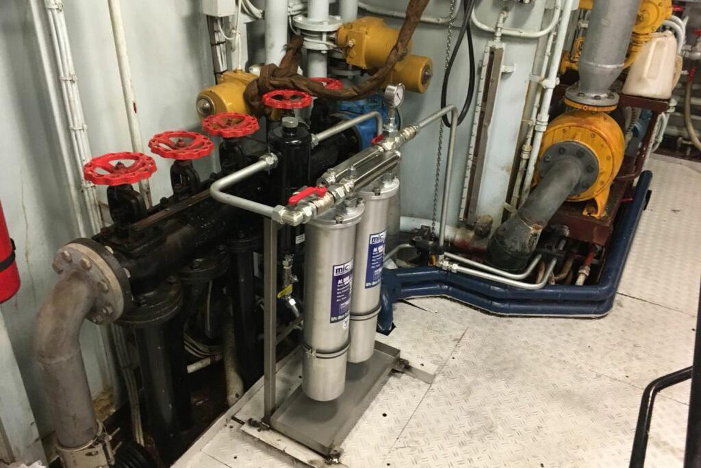 Viskotter UK95 MicFil Filtersysteem