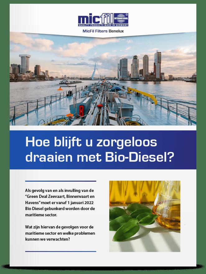 Micfil Bio-diesel filtratie whitepaper